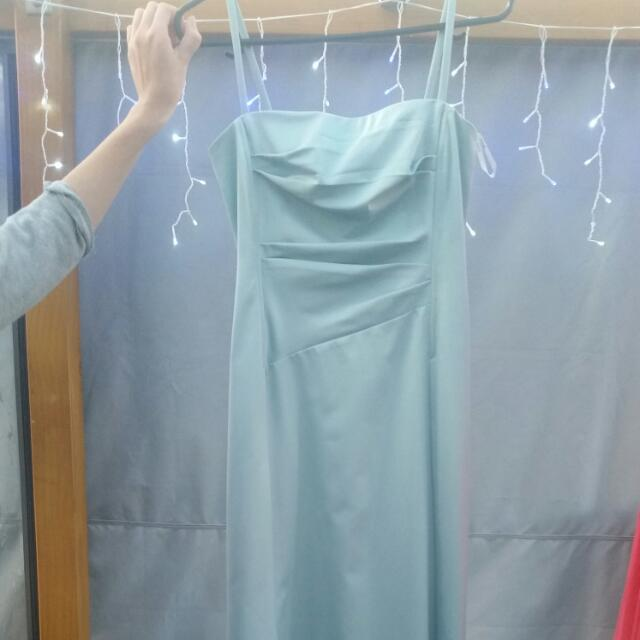 Blue Staxs Dress, Size 10