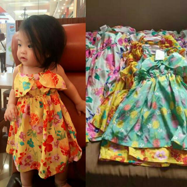 Blueberri Boulevard Dress
