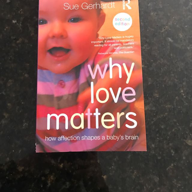 BN Why Love Matters