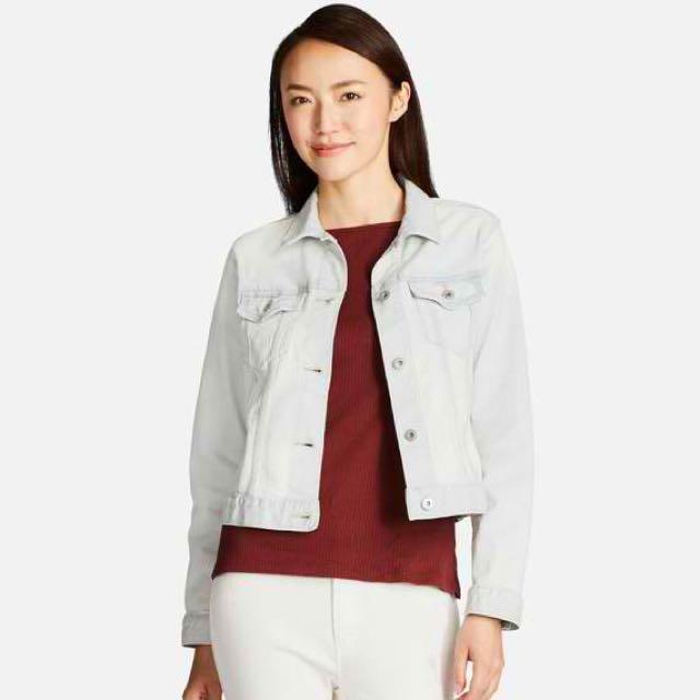 BNEW UNIQLO Light Denim Jacket