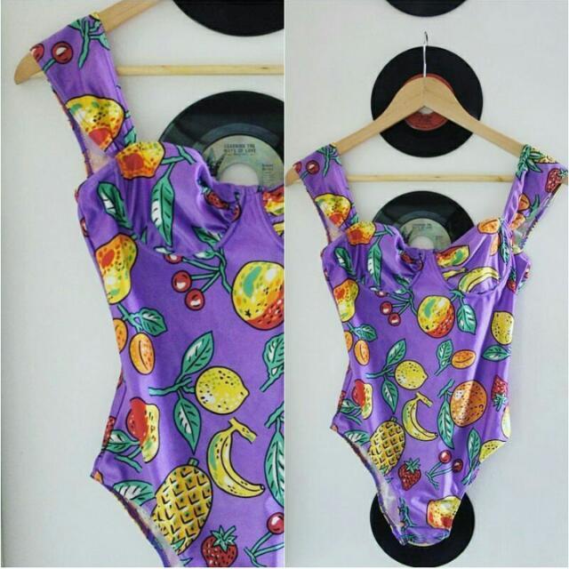 Body Suit Swimwear