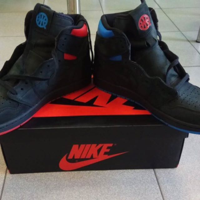on wholesale another chance huge discount Brand New Nike Air Jordan 1 Retro High OG Q54 Size UK9.5 ...