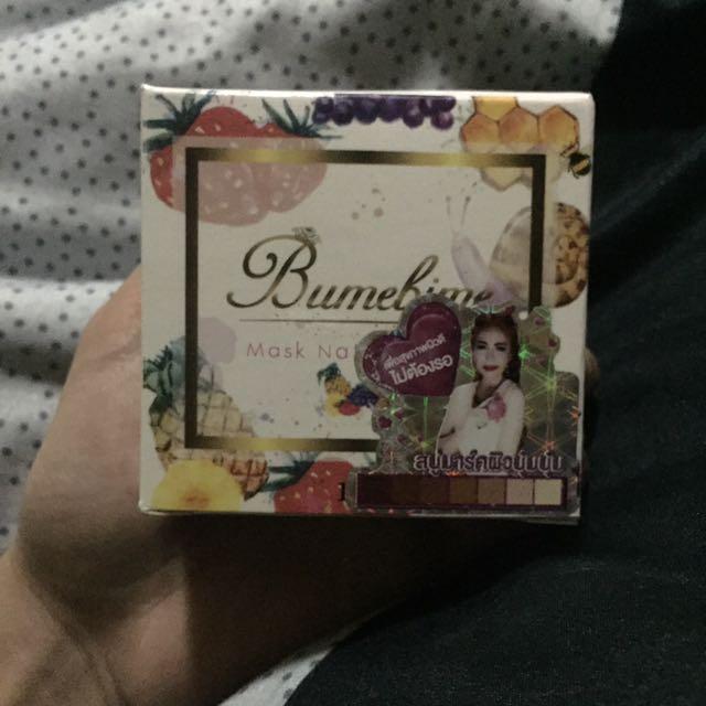 Bumebime whitening soap