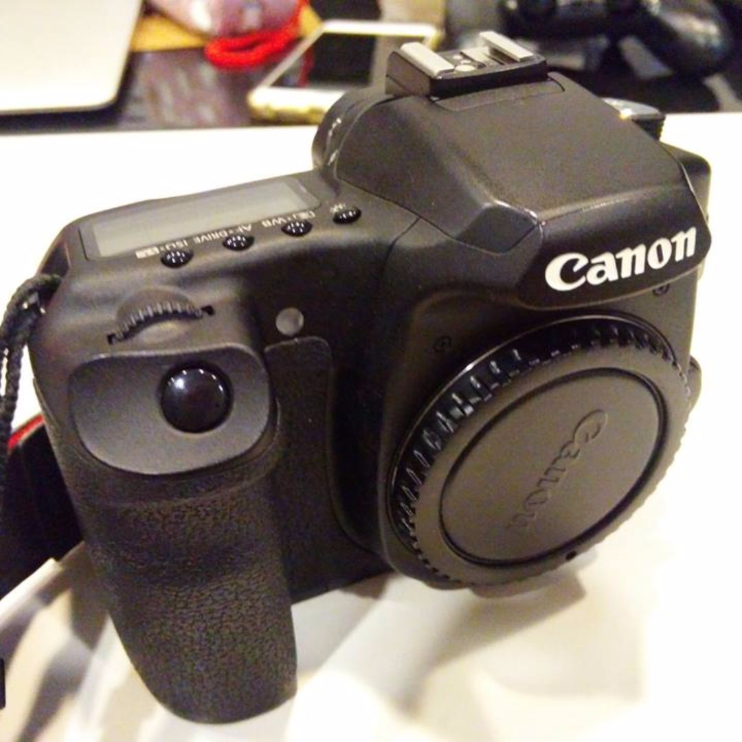 Canon 50D (only body)   shutter count 20.000
