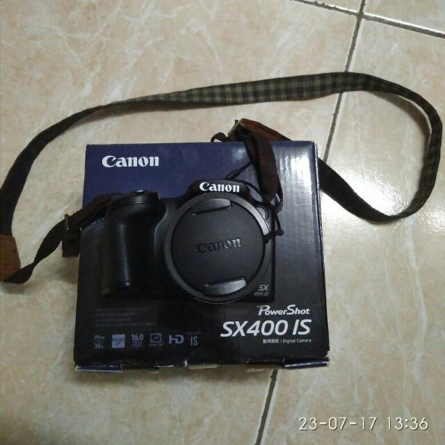Canon Power Shot Xs400is