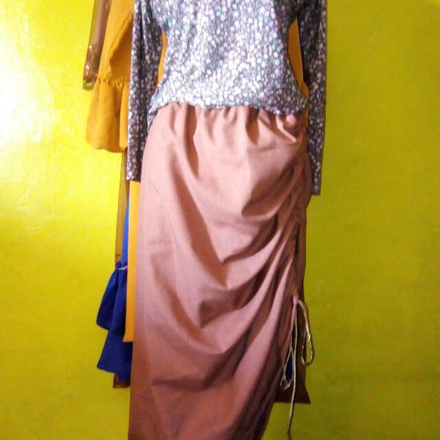 Celana Rok Muslim,Model Mecanism