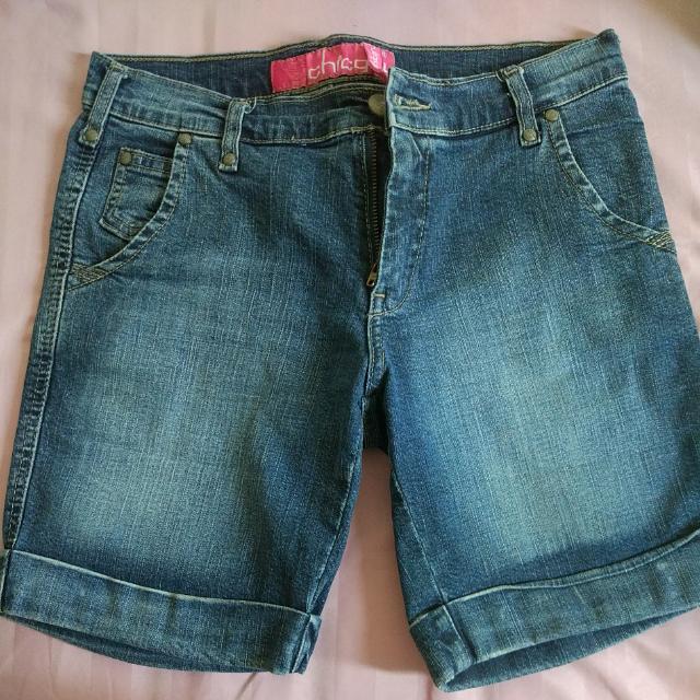 Chic girl Short Pants Jeans