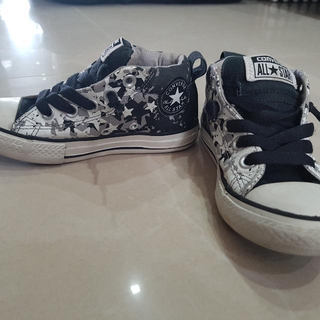 d4504f35129c Converse Mid-cut Kids Sneakers