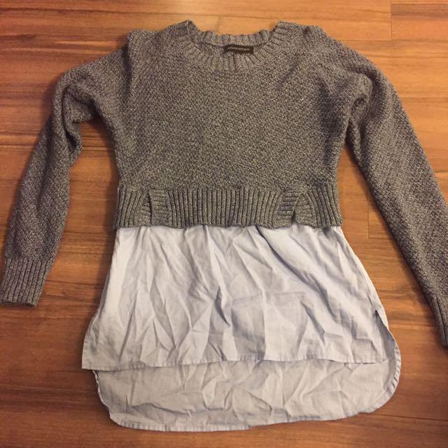 Cozy Banana Republic Sweater