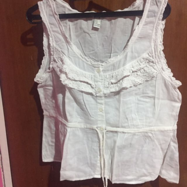 Cute Blouse Forever 21