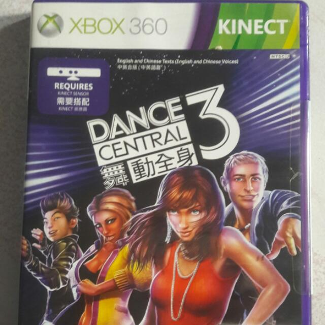 Dance Central 3 for XBOX 360