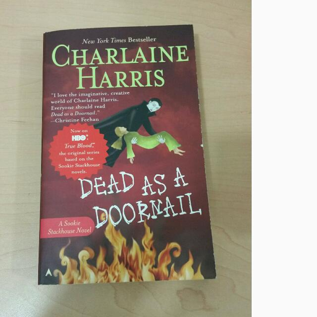 Dead as a Doornail by Charlaine Harris (Book Series of True Blood)
