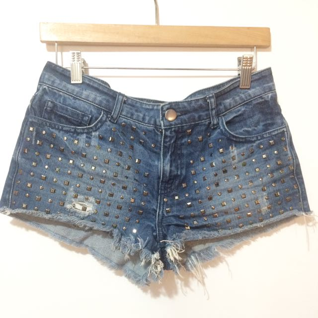 Denim Forever21 Shorts