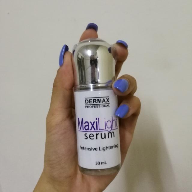 Dermax Professional MaxiLight Serum Intensive Lightening