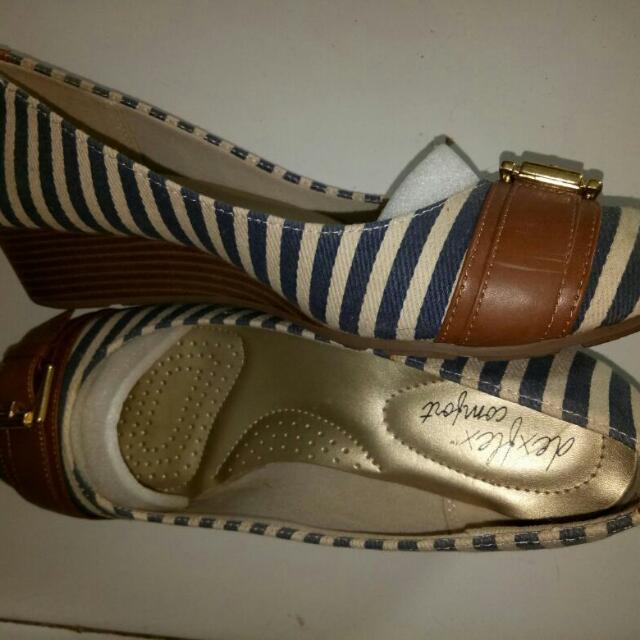 Dexter Stripes Shoes