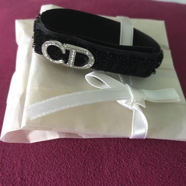 Dior Velcro Bracelet