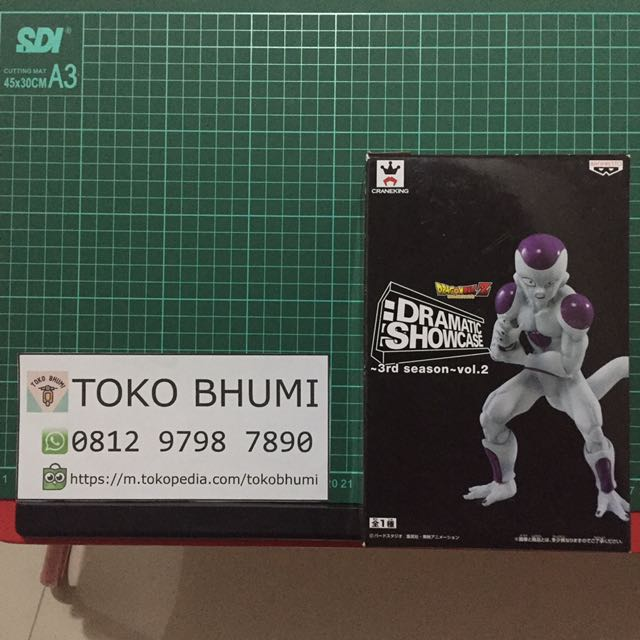 Dramatic Showcase 3rd Season Volume 2 Frieza Figure