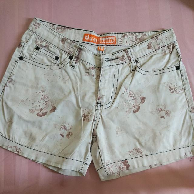 Dual Pants Semi Jeans