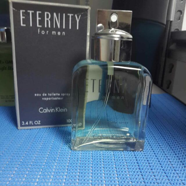 Eternity for Men 100mL (Brand New from europe)Bisa NEGO