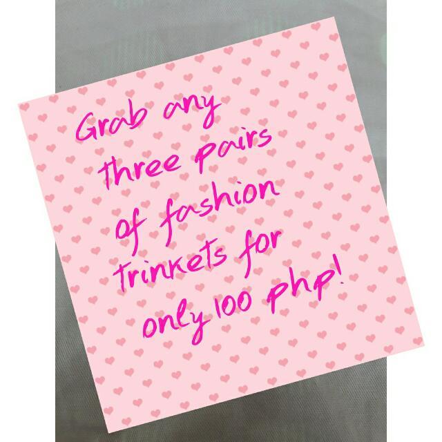 Fashion Trinkets