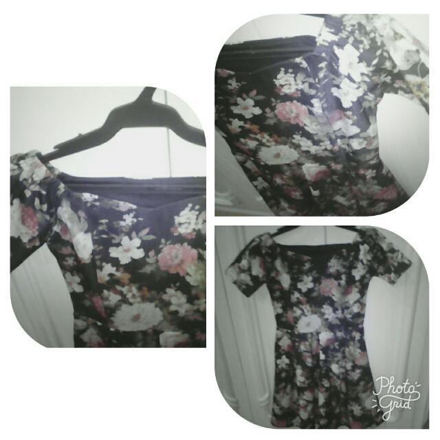 Floral Dress!!! 👗👗👗