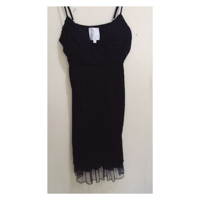 Freeway Black Dress