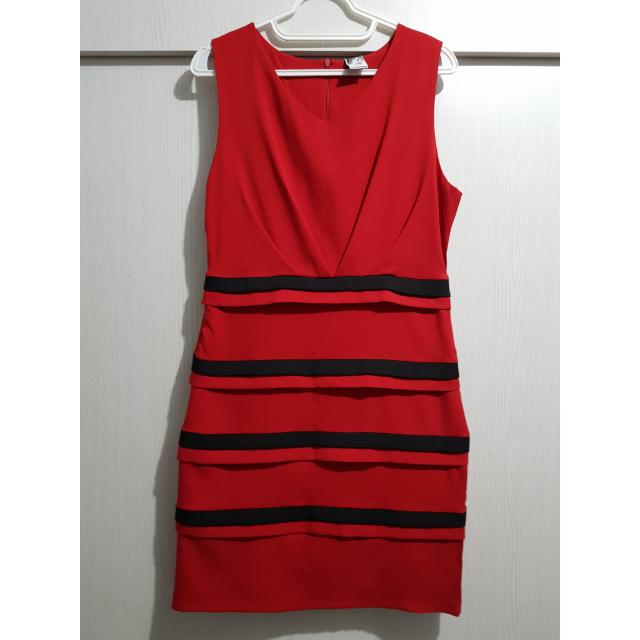 Repriced! Freeway red dress