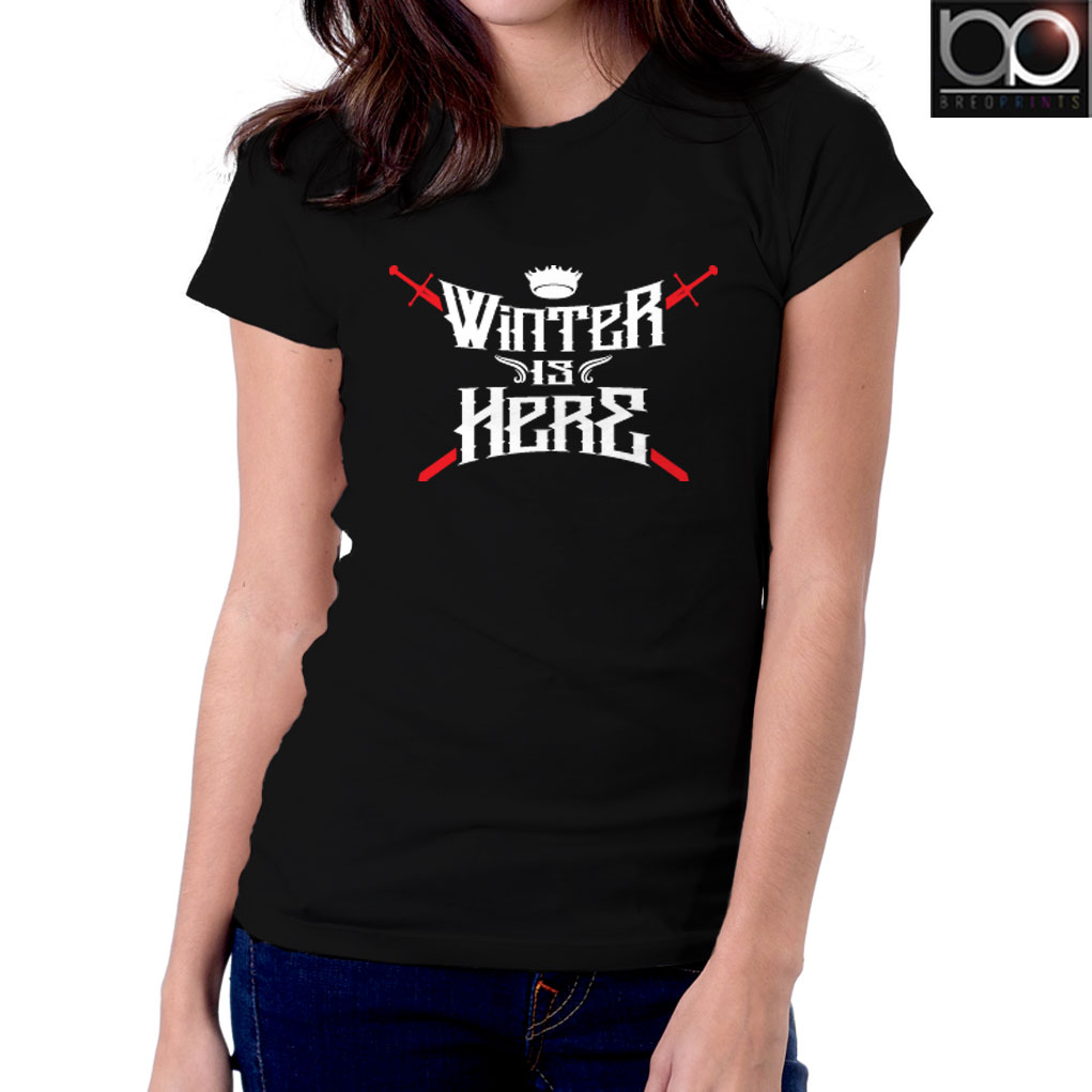 Game of Thrones TShirt for Women