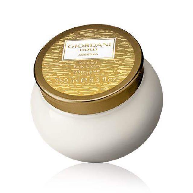 Oriflame Giordani Gold Essenza Perfumed Body Cream