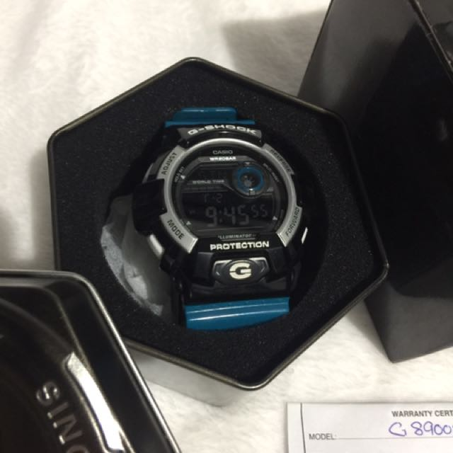 gshock authentic