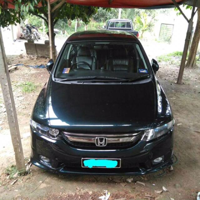 """Honda Odyssey Rb2""""Ready KL"""""""