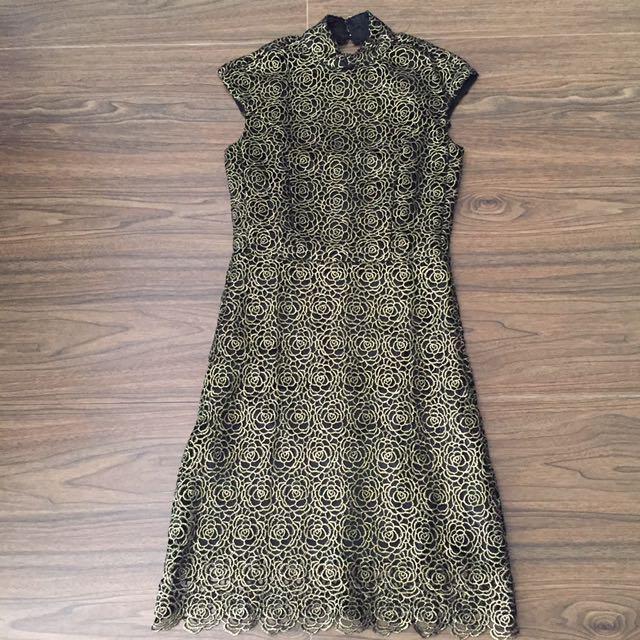 ICONS Congsam Dress