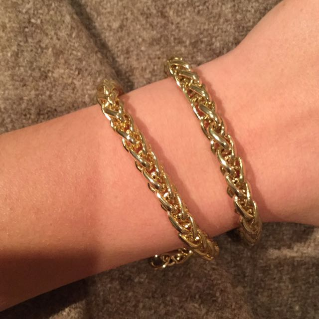 Identical Bracelets!!