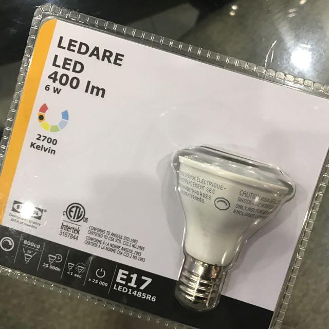 Ikea LED Bulb