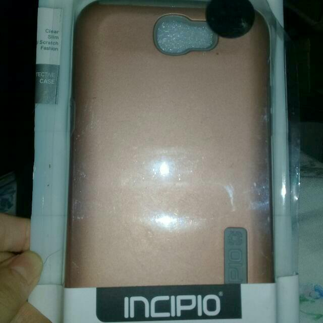 Incipio Rosegold Shockproof Case for Note 2