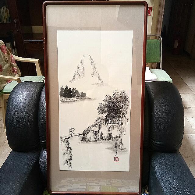 japanese frame display