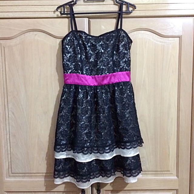 Jaspal Lace Dress