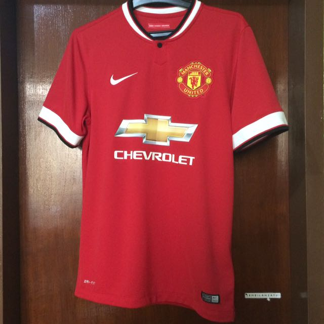 Jersey Manchester United ORIGINAL 2014/2015