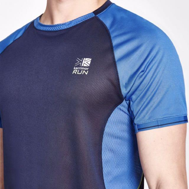 英國Karrimor Xlite跑步專用排汗衫