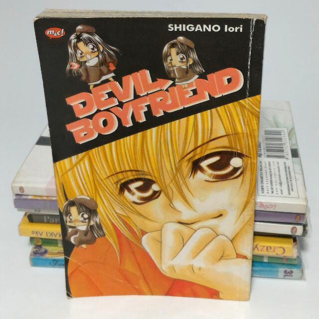 Komik Devil Boyfriend