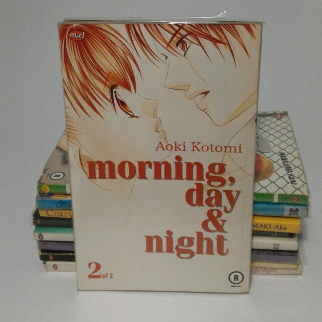 Komik Morning Day And Night
