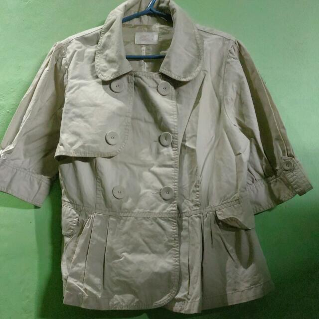 Korean Blazer Beige