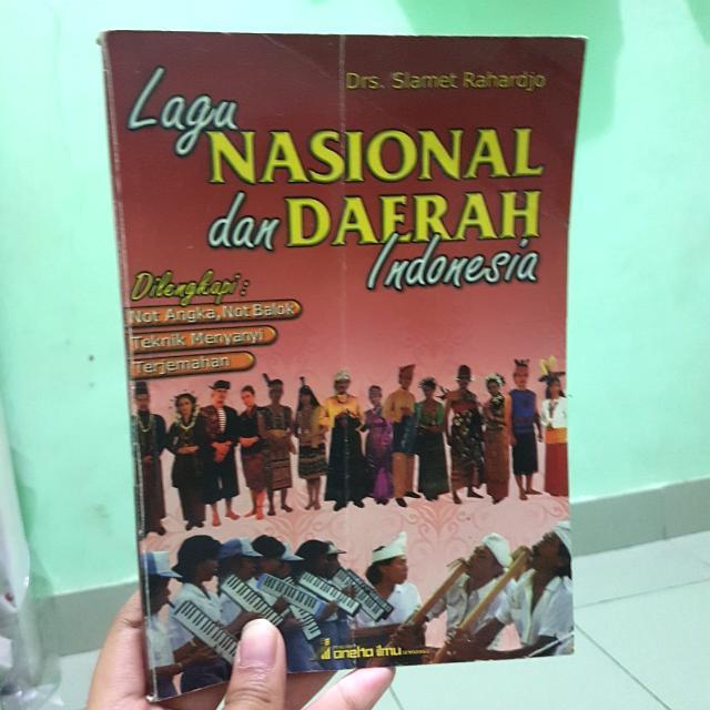 Lagu Daerah Dan Nasional Indonesia