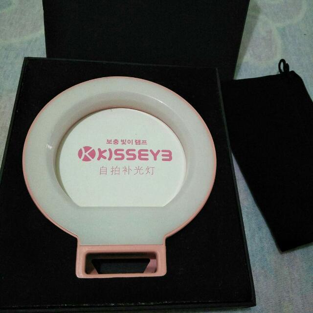LED RING K)SSEY3 (KISSEYE)