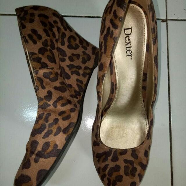 Dexter Leopard Shoes