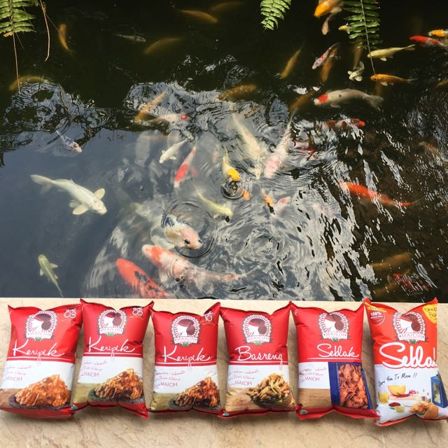 Maicih Cemilan / Snack / Keripik Bandung
