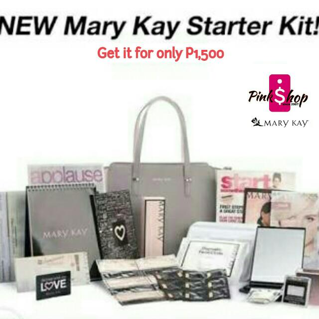 Mary Kay Starter Kit