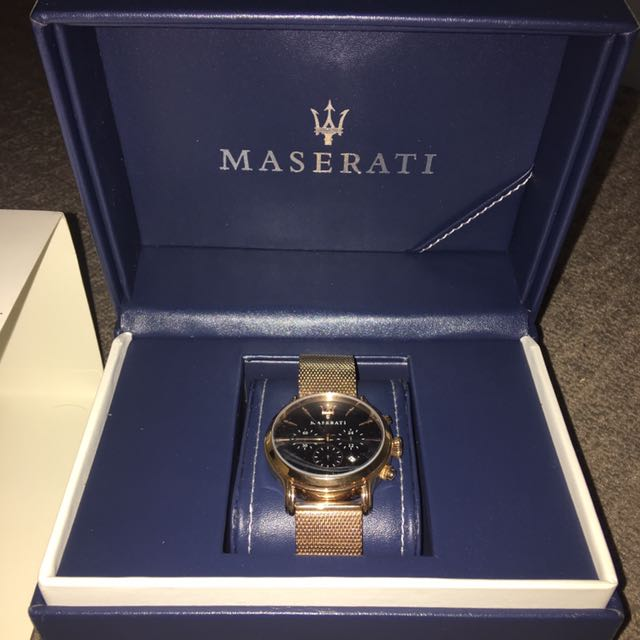 Maserati Watch For Men's