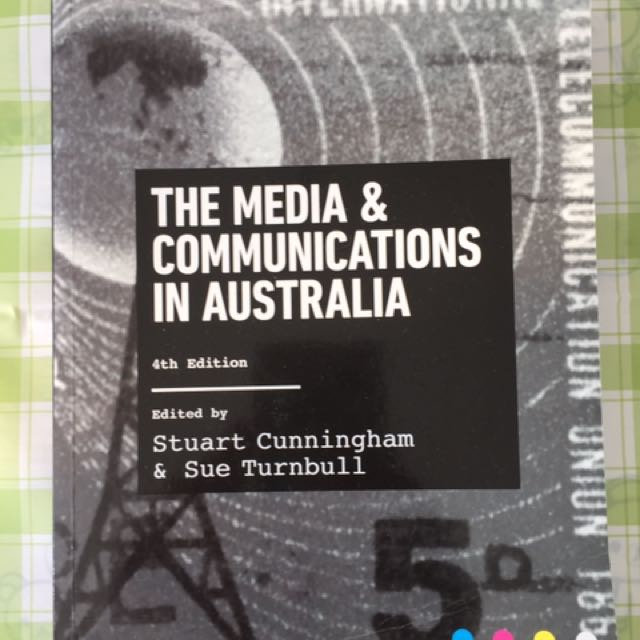 Media And Communication In Australia