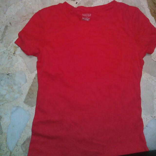 Merona Shirt (Red)